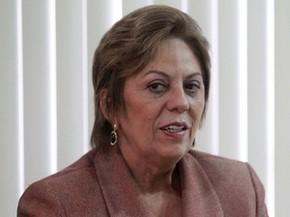Governadora do Rio Grande do Norte, Rosalba Ciarlini (Foto: Canindé Soares/G1)