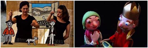 20 anos do Teatro por um Triz com a Companhia Teatro por um Triz (Foto: Jean-Charles )