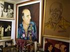 Saudade de Bolinha: Vitoria Cury mostra acervo de lembranças do pai
