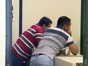 Prefeitura  apura caso de motorista detido com vereador em BH (Foto: Reprodução/TV Globo Minas)