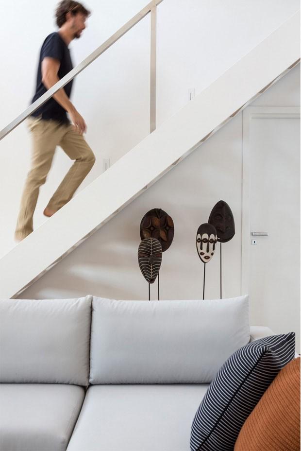 Apartamento minimalista (Foto: divulgação)