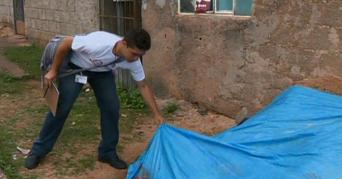 Levantamento aponta alto risco de dengue em São João del Rei - Globo.com