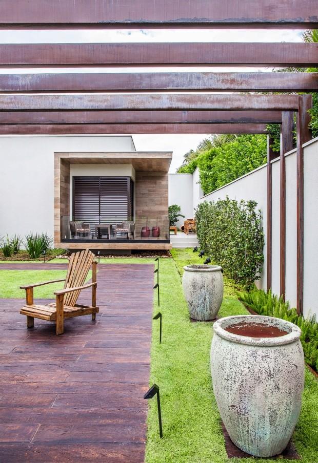 Marcos Baldasso Arquitetura (Foto: Raphael Briest)