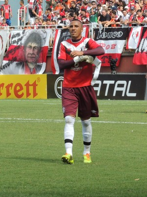 Ivan Oliveira Joinville (Foto: Diego Madruga)
