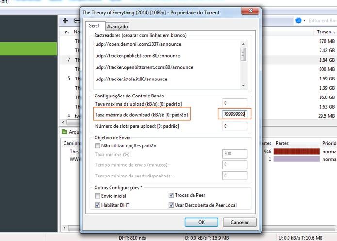 como acelerar download utorrent web