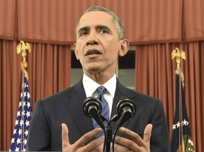 Obama diz que EUA vão destruir o Estado Islâmico (Foto: Reuters)
