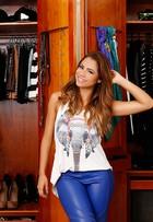 Lexa abre o armário e mostra looks: 'Uso roupa de R$ 40 a R$ 40 mil'