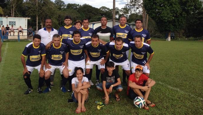 Jaru Copa AABB (Foto: Federação de F. 7/Divulgação)