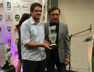 Rodrigo Pastana, diretor de futebol do ABC (Foto: Jocaff Souza/GloboEsporte.com)