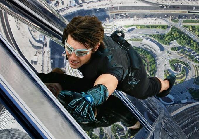 Tom Cruise em 'Missão: Impossível: Protocolo Fantasma' (2011) (Foto: Divulgação)