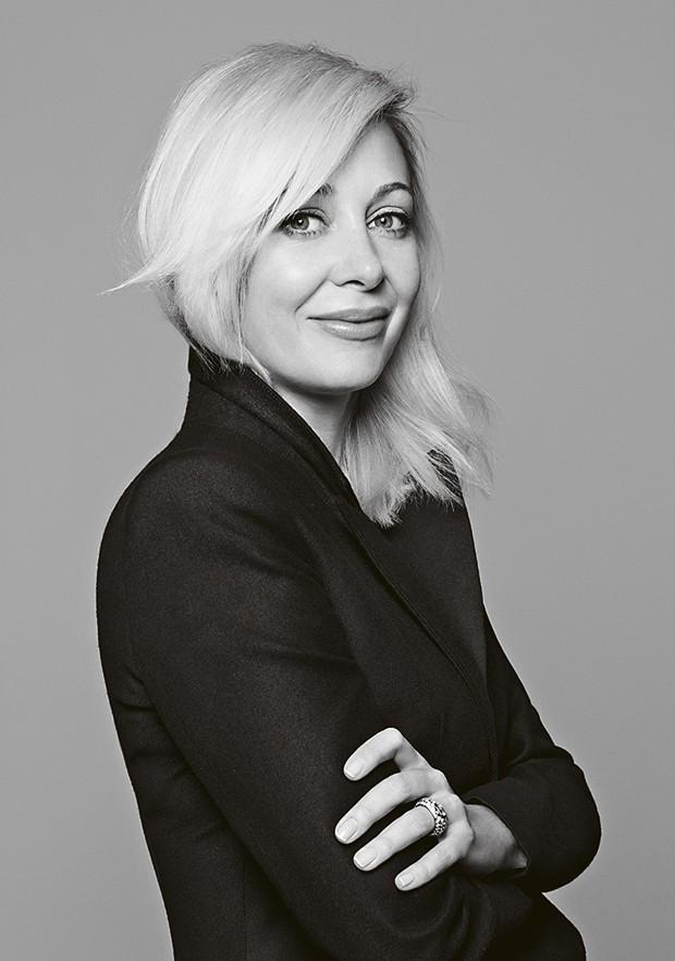 Nadja Swarovski (Foto: Divulgação)