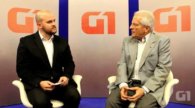 G1 entrevista José Paulo Cairoli, vice-governador eleito no RS