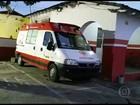 Ambulâncias são flagradas abandonadas em Seropédica, RJ