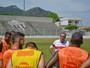 Sérgio Perini não é mais o técnico do Serra; Evaldo, do Sub-20, assume