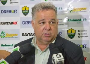 Josué Teixeira, Cuiabá (Foto: Assessoria/Cuiabá Esporte Clube)