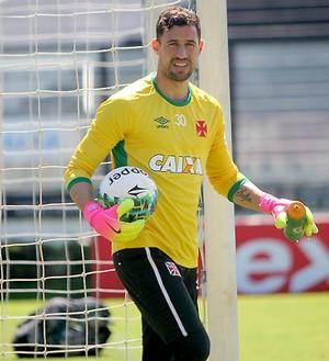 Martín Silva Vasco (Foto: Paulo Fernandes / Vasco)