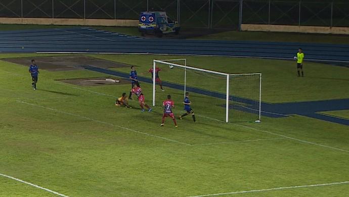 Futebol; Sub-20; Amapá (Foto: Reprodução/Rede Amazônica no Amapá)