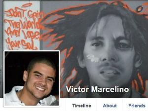 Estudante UFV Espanha Victor Marcelino (Foto: Reprodução/Facebook)
