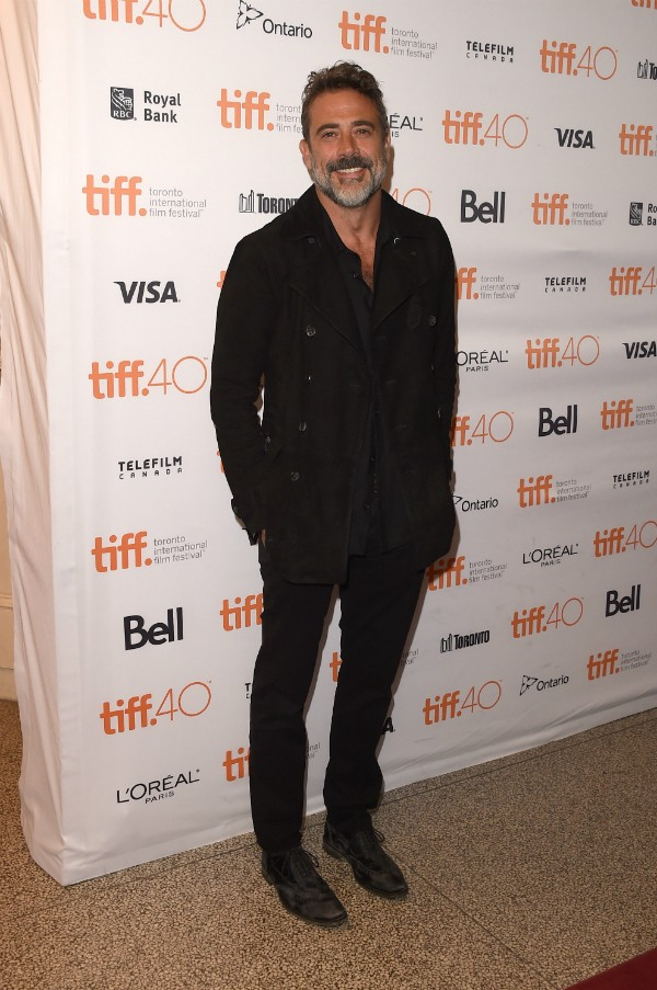 O ator Jeffrey Dean Morgan (Foto: Getty Images)