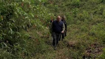 Corpo de mulher é encontrado na zona rural de Santos Dumont