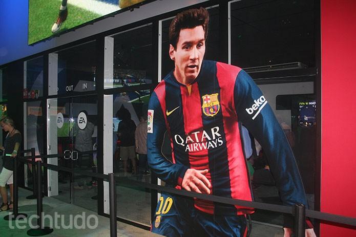 Fifa 16 (Foto: Felipe Vinha/TechTudo)