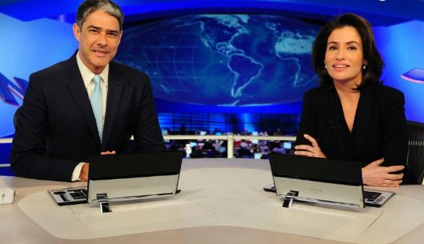 Jornal Nacional (Foto: TV Globo)