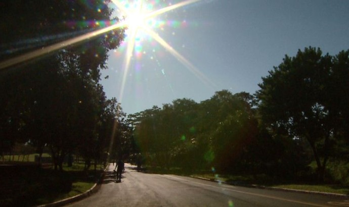 parque maurilio biagi ribeirão preto (Foto: EPTV)