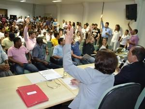 A cota para quilombolas foi aprovada na reunião do Conselho Universitário da UFT (Foto: Taciano Gouveia/Divulgação)