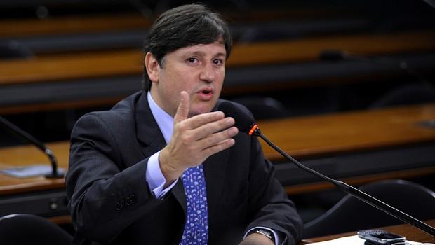 O ex-deputado do PMDB, Rodrigo Rocha Loures , em foto de 2010 (Foto: Janine Moraes/Agência Câmara)