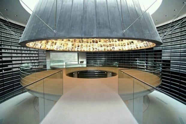 Memorial Holocausto 2 (Foto: Reproduo/ 40 Forever)