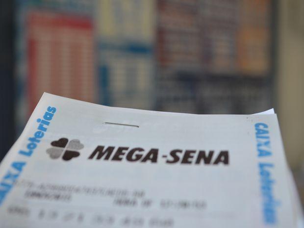 Mega-Sena pode pagar R$ 130 milhões (Foto: Tássio Andrade/G1)