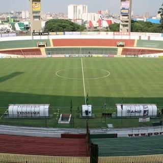 Estádio do Canindé (Foto: GloboEsporte.com)