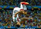 Klose iguala Ronaldo em Copas (Eddie Keogh / Reuters)