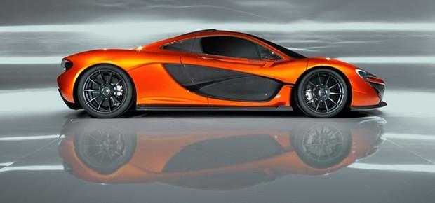 McLaren P1 (Foto: McLaren)