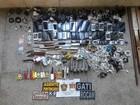 Polícia apreende armas, celulares e drogas em presídio de Petrolina, PE