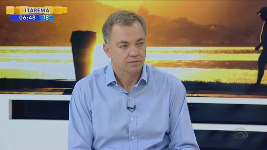 Prefeito eleito de Florianópolis diz que já quer começar período de transição