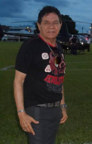 Cantor sertanejo Mattão (Foto: Reprodução/Facebook)