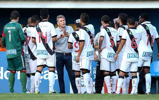 Paulo Autuori jogo Vasco jogo Madureira (Foto: Alexandre Cassiano / Ag. O Globo)