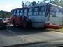 BH - 7h30: Anel Rodoviário tem acidente e ônibus parado