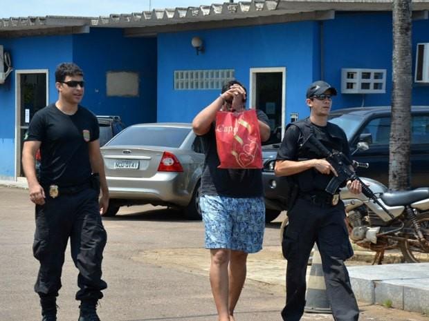 Polícia Federal cumpriu 15 mandatos de prisão (Foto: Gilmar de Jesus/Divulgação)