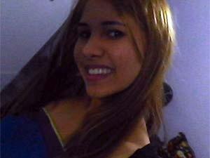 Jaciene foi esfaqueada em casa, em São Vicente (SP) (Foto: Reprodução/Arquivo pessoal)