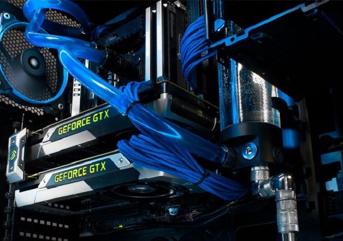 SIstema permite controle de temperatura mais eficiente (Foto: Divulgação/Digital Storm)