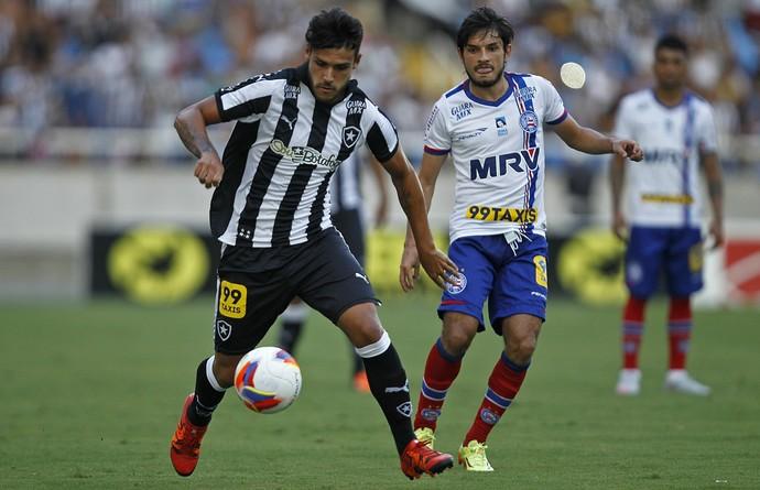 34b5626fcfad1 Ronaldo - Botafogo x Bahia (Foto  Vitor Silva   SSPress)