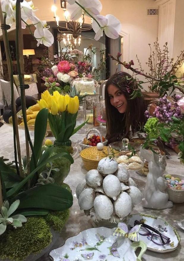 A atriz Sofia Vergara (Foto: Instagram/Reprodução)