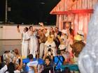 Ivete Sangalo incendeia a Sapucaí em desfile com participação dupla
