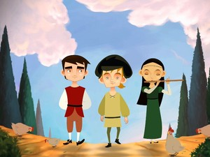 Filme 'As Aventuras do Pequeno Colombo' faz parte da programação deste domingo (15) (Foto: Divulgação)