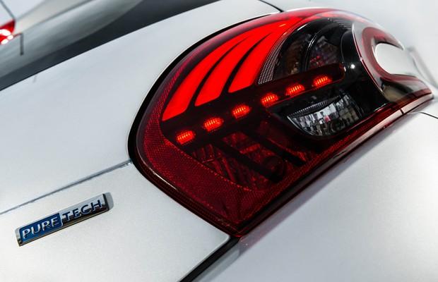 Peugeot 208 1.2 Allure manual (Foto: Divulgação)