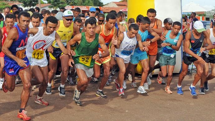 Corrida de Tiradentes acontece em Palmas no dia 21 de abril (Foto: Antônio Gonçalves/ Prefeitura de Palmas)