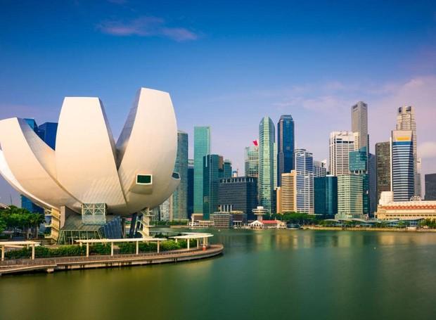 Singapura (Foto: Reprodução/The Telegraph)