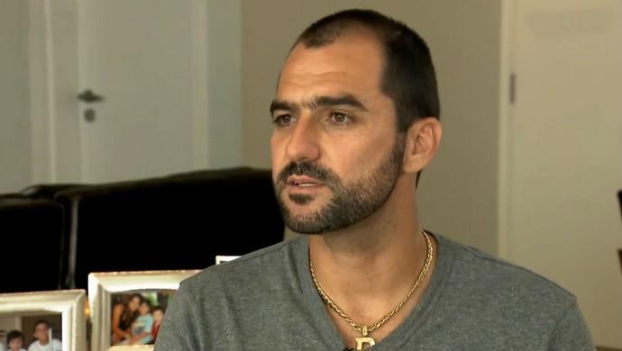 Danilo, meia do Corinthians (Foto: Reprodução SporTV)